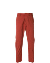 Pantalón chino rojo de Pence
