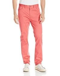 Pantalón chino rojo de Vince Camuto