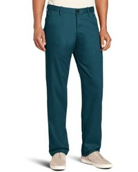 Pantalón Chino Verde Azulado de Haggar