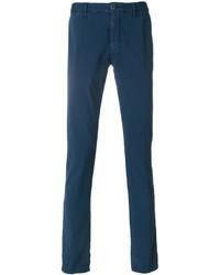 Pantalón Chino Verde Azulado de Incotex