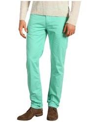 Pantalón Chino Verde Menta