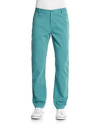 Pantalón Chino Verde Menta de Alternative