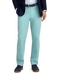 Pantalón Chino Verde Menta de Brooks Brothers