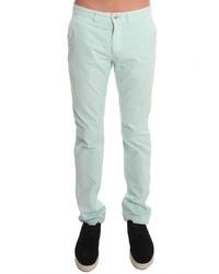 Pantalón Chino Verde Menta de Jachs