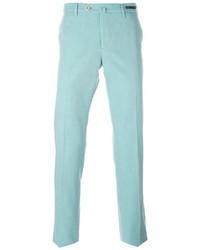 Pantalón Chino Verde Menta de Pt01