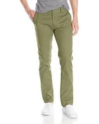 Pantalón chino verde oliva de Brixton