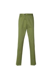 Pantalón chino verde oliva de Jijibaba