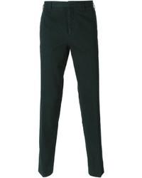 Pantalón chino verde oscuro de Carven