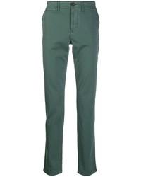 Pantalón chino verde oscuro de ECOALF