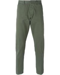 Pantalón chino verde de Ami