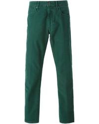 Pantalón chino verde de Incotex