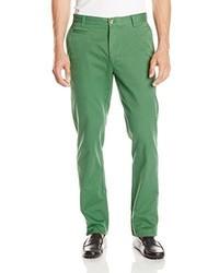 Pantalón chino verde de Louis Raphael