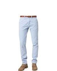 Pantalón chino violeta claro