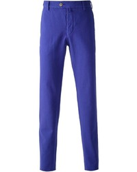 Pantalón Chino Violeta de Giorgio Armani