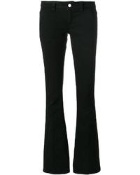 Pantalón de Campana Negro de Dondup