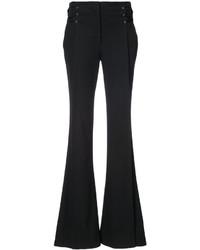 Pantalón de Campana Negro de Jason Wu