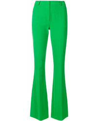 Pantalón de Campana Verde de Capucci