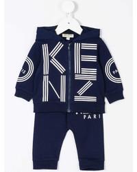 Pantalón de chándal azul marino de Kenzo
