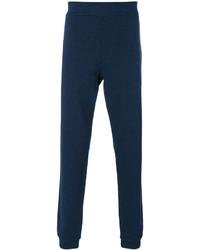 Pantalón de chándal azul marino de Maison Margiela