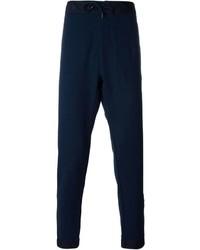 Pantalón de chándal azul marino de Michael Kors
