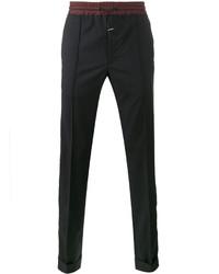 Pantalón de chándal azul marino de Valentino