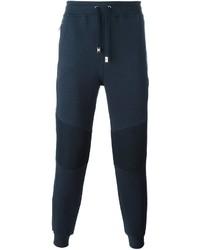 Pantalón de chándal azul marino de Versus