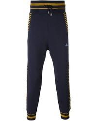 Pantalón de chándal azul marino de Vivienne Westwood