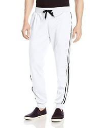 Pantalón de Chándal Blanco de Southpole