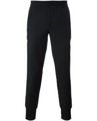 Pantalón de Chándal de Lana Negro de Paul Smith