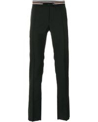 Pantalón de chándal de lana negro de Valentino