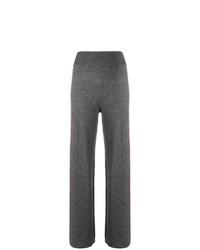 Pantalón de chándal en gris oscuro de Cashmere In Love