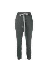 Pantalón de chándal en gris oscuro de Irina Schrotter