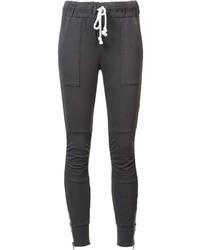 Pantalón de chándal en gris oscuro de NSF