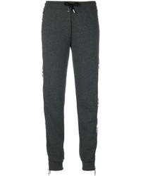 Pantalón de chándal en gris oscuro de Versus