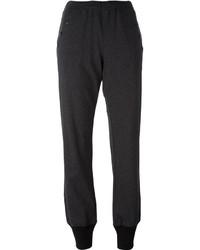 Pantalón de chándal en gris oscuro de Y-3