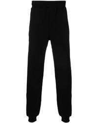 Pantalón de chándal estampado negro de Billionaire