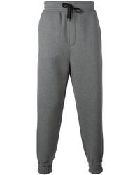 Pantalón de chándal gris de AMI Alexandre Mattiussi