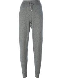 Pantalón de Chándal Gris de Blumarine