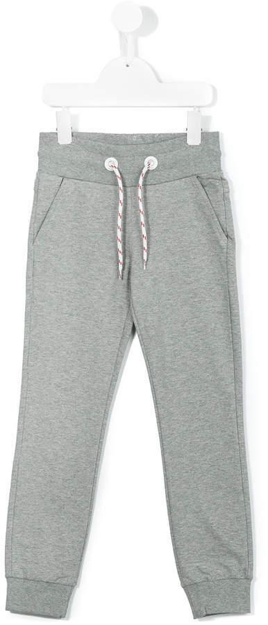 Pantalón de chándal gris de Fendi