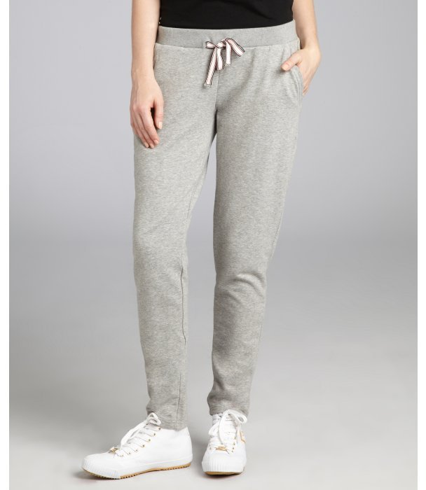 Moncler Pantalones De Chᄄᄁndal rojo