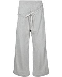 Pantalón de Chándal Gris de Miharayasuhiro