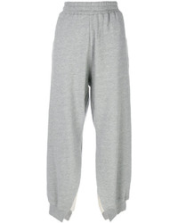 Pantalón de Chándal Gris de MM6 MAISON MARGIELA