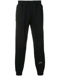 Pantalón de chándal negro de A-Cold-Wall*