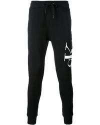 Pantalón de chándal negro de Calvin Klein Jeans