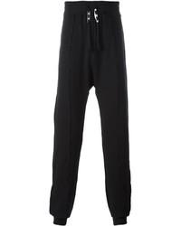 Pantalón de chándal negro de Damir Doma