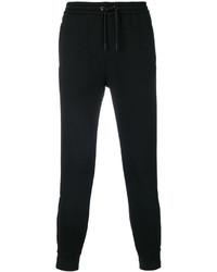 Pantalón de chándal negro de Emporio Armani
