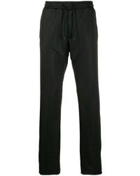 Pantalón de chándal negro de Fendi