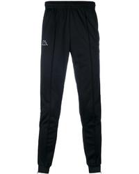 Pantalón de chándal negro de Kappa
