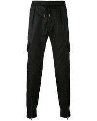 Pantalón de chándal negro de Paul Smith
