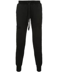 Pantalón de chándal negro de RtA